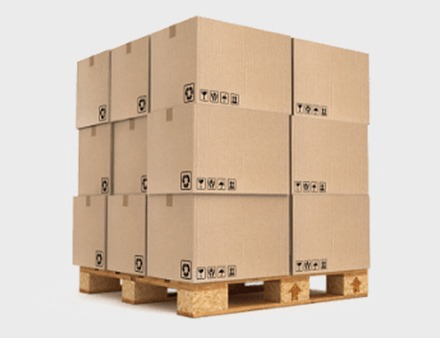 cheap pallet delivery uk